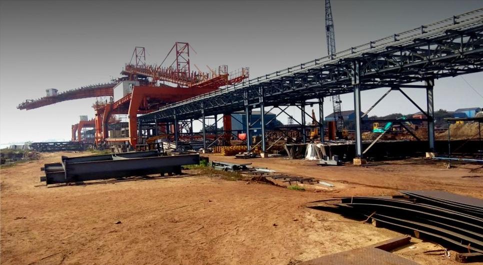 JSW Infrastructure, Port companies, JSW Group, Iron ore terminal, Paradip Port, Iron ore, Arun Maheshwari, Tandem Wagon tipplers, Pellet manufacturer, Brahmani River Pellets, Ashwini Kumar Vaishnaw, Visakhapatnam