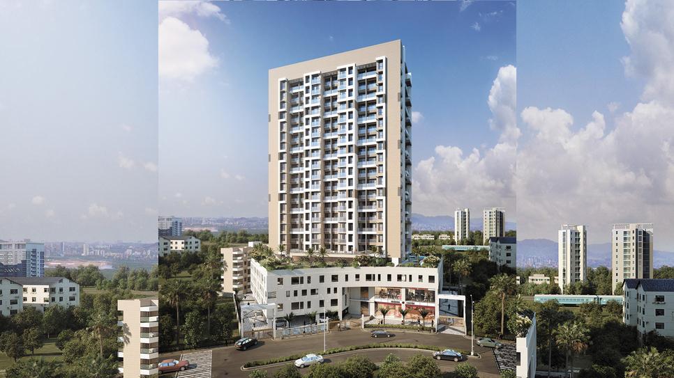 Navi Mumbai, Goodwill Developers, Goodwill Unity, Sanpada, Hakim Lakdawala, Palm Beach Road, Sion Panvel  Highway