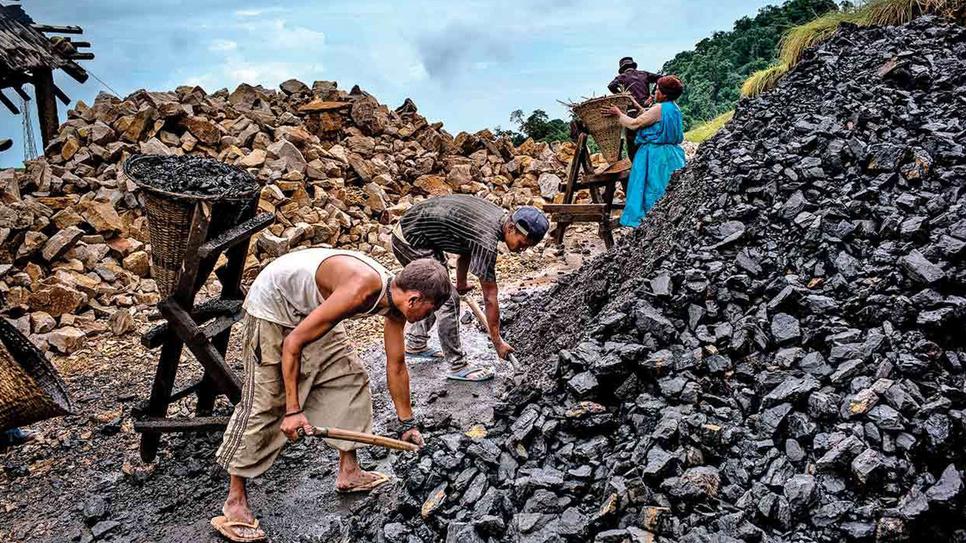Coal India, Ministry of Coal, Mahanadi Coalfields, Bharat Coking Coal, Central Coalfields, Western Coalfields, South Eastern Coalfields