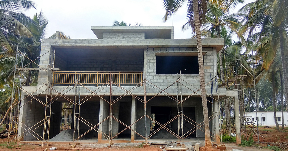 Adarsh Developers, Adarsh Sanctuary, Bangalore, Villas, BM Jayeshankar, Electronic City, Whitefield