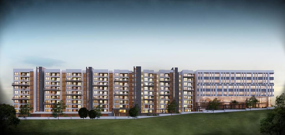 Century Real Estate, Godrej Fund Management, Land pacels, Sell land, Bangalore, Generate liquidity, Karnataka, Godrej Office Fund, Godrej Build to Core-I, Affordable housing, Commercial real estate