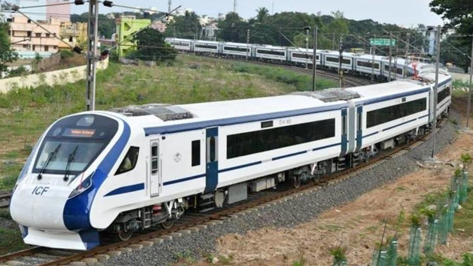Semi-high speed rail, Kerala, Kochuveli, Kerala Rail Development Corporation, Ernakulam, Kozhikode, GeoKno India