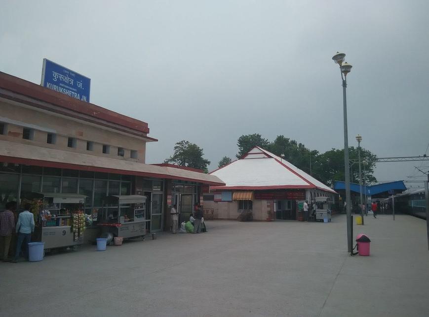 Kurukshetra, Rail track project, Haryana Railway Infrastructure Development Corporation, Haryana
