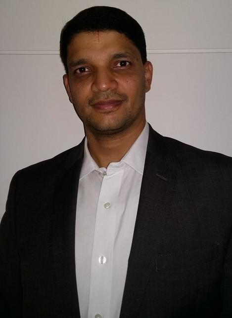 Anand Srinivasan.
