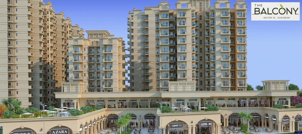 MRG World, Affordable housing, Gurugram, Haryana, Ultimus, Balcony, Affordable Housing Policy, The Meridian