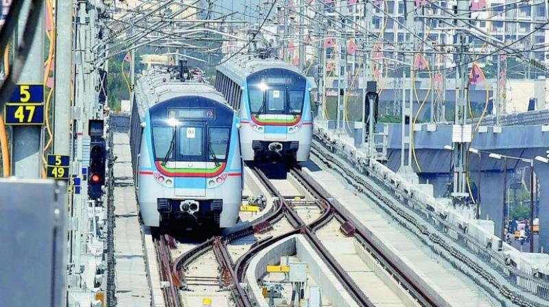Andhra Pradesh government, Detailed project report, Visakhapatnam metro rail, Essel Infra, Public-private partnership, AP Reorganisation Act