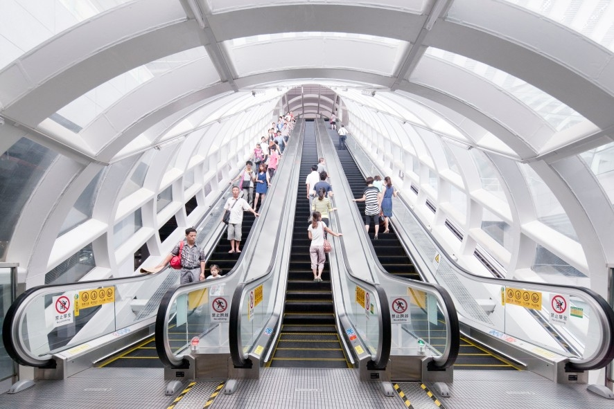 Thyssenkrupp Elevator, Metro, Western China, Elevators and escalators, Chinese City of Luoyang, Luoyang Metro Line 1, Luohe River, Peter Walker, Laozi, Confucius, Production facility, Zhongshan