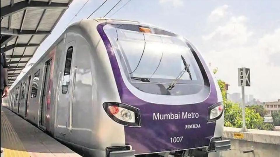 MMRDA, Andheri, Dahisar, Mumbai, Mumbai Metro Rail, Pre-engineered steel roof