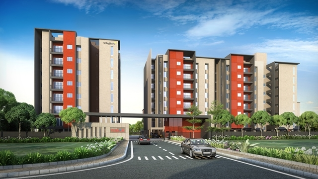 CASAGRAND, Casagrand Tudor, Mogappair, Eshwar N, Chennai, Anna Nagar, Wellness community
