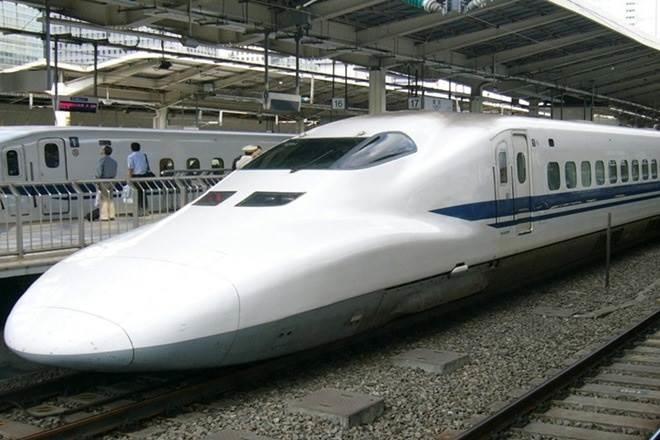 Central government, Mumbai-Ahmedabad bullet train, Union Budget 2020-21, Jogeshwari, Mumbai Urban Transport Project, Mumbai Metropolitan Region, Foot overbridges, Dadar, Lower Parel, Prabhadevi, Mulund, Goregaon, Bandra, Vikhroli, Vasai Road, Virar, Wadala, Govandi, Charni Road, Lokmanya Tilak Terminus, Andheri, Borivli