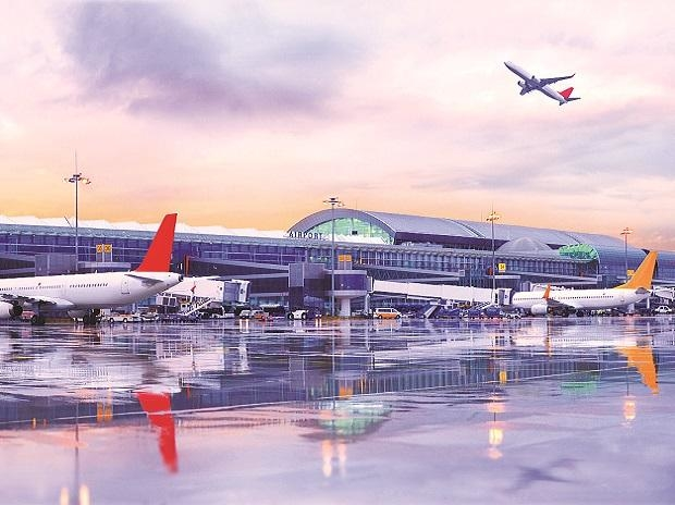 GMR Infrastructure, Groupe ADP, Airports business, Share Purchase Agreement, Cash flows and profitability, Airport development and operations, Passenger experience, GM Rao, Augustin de Romanet, Aéroports de Paris SA-Groupe ADP