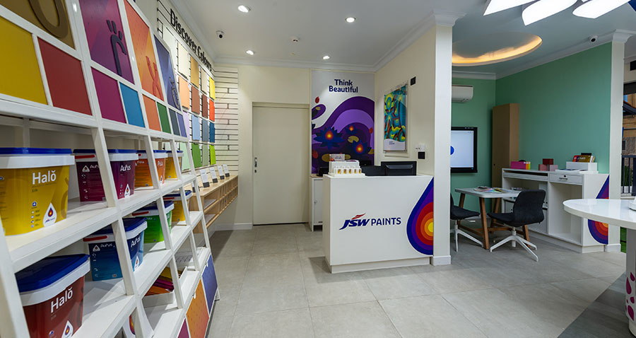JSW Paints, New manufacturing plant, Decorative paints, JSW Group, Fully-automated industrial coil coatings facility, Mumbai, Maharashtra, Vijayanagar, Karnataka, Northern and eastern markets