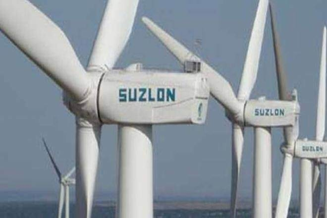 State Bank of India, Restructuring plan, Suzlon Energy, Wind power firm, Sustainable debt, Unsustainable debt, Non-convertible debentures, Compulsorily convertible preference shares, Suzlon Global Services, Manufacturing equipment for generating wind energy, Tulsi Tanti, Pune, Maharashtra
