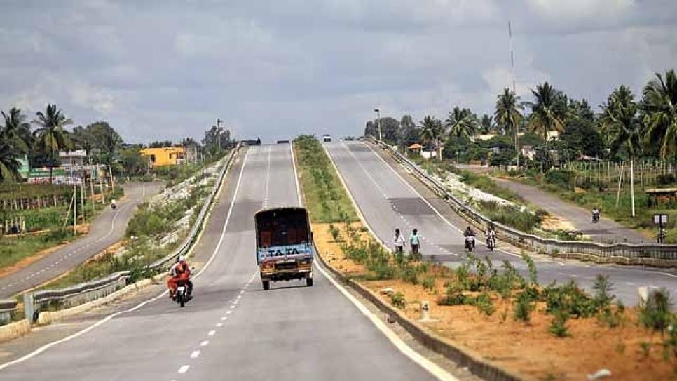 National Highways & Infrastructure Development Corporation, NHIDCL, Road upgradation, Tripura, EPC basis, Vaghmun-Simlung section, Manu-Simlung Road