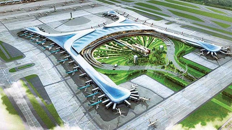 Yamuna Expressway Industrial Development Authority, PricewaterhouseCoopers, Noida International Greenfield Airport, Greater Noida, Uttar Pradesh, Zurich Airports, Jewar Airport, Uttar Pradesh government, Yamuna Expressway
