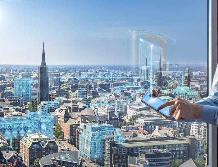 Siemens, Smart Office, Office buildings, Siemens Smart Infrastructure, Comfy, Enlighted, IoT platform, Desigo CC, Robert Demann