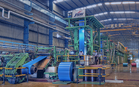 JSW Steel, Recommence production, Lifting the lockdown, Covid-19, Metals, Process industry, Production units, KPMG, Metals and mining industry
