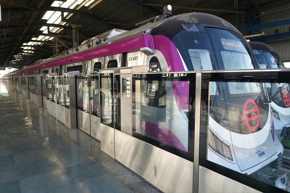 Delhi Metro Phase IV, Delhi Metro, Mangu Singh, Building Information Modeling, BIM software, Video conference, Project reports, Site safety, Webinars, DMRC