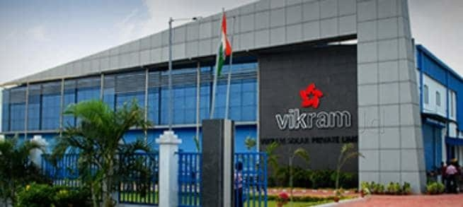 Vikram Solar, Solar energy, Rajasthan, Venkat Muvvala, NTPC, National Thermal Power Corporation, PV module mamufacturer, Solar power project, Madhya Pradesh, Andhra Pradesh, Gujarat, Uttar Pradesh