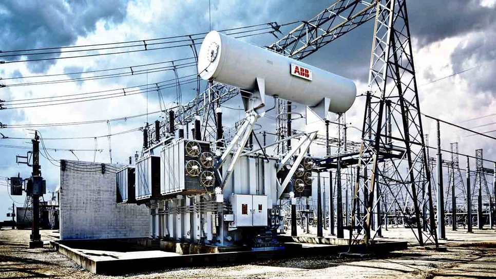ABB Power Grids, Indian Oil Corporation, Refiner, Barauni refinery, Bihar, Crude oil processing capacity, Gas-insulated switchgear, Substation, Bihar State Power Transmission Corporation, Captive generation plants, Refinery complex processing operations, Network management tools, Power transformers, N Venu, Greener grid