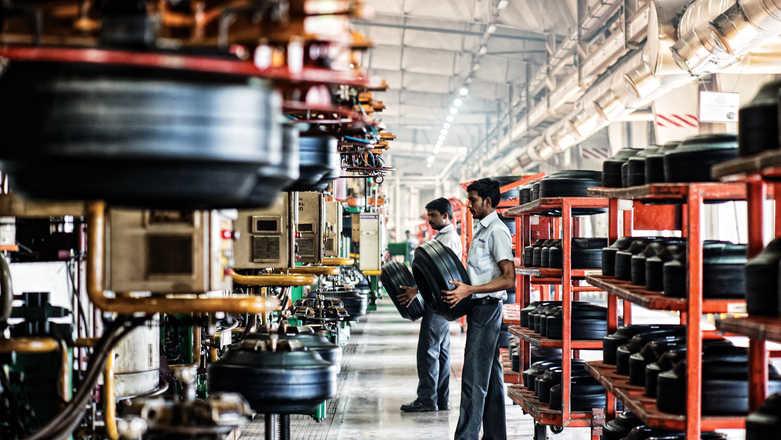 Apollo Tyres, Manufacturing facility, Kerala, Central government, Lockdown, Perambra