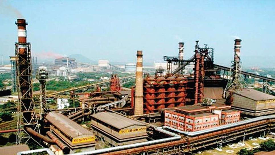 Steel maker, Rashtriya Ispat Nigam, RINL, Blast furnaces, Visakhapatnam plant, Andhra Pradesh, Production level, Hot metal, Steel plants, Coke oven batteries