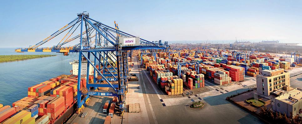 APSEZ, Greenfield port, Bhavanapadu, Srikakulam, Andhra Pradesh, Krishnapatnam port, Land acquisition, Adani Bhavanapadu Port, Krishnapatnam Port Company, Deep-water port, Nellore, Andhra Pradesh government, Dredging, Reclamation, Cargo handling