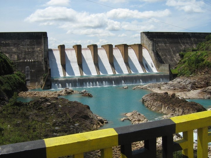 Kopili Hydro Electric Project, North Eastern Electric Power Corporation, Penstocks, Steel in-liners, Umrong system, Dima Hasao district, Assam