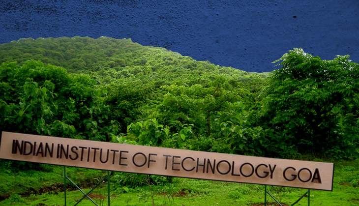 Goa, Goa government, Pramod Sawant, IIT Goa, Melauli village, Sattari taluka, Canacona, South Goa, Sanguem, MHRD, Directorate of Technical Education, Goa Engineering College, Farmagudi, BTech, Mathematics, Computer Science, PhD