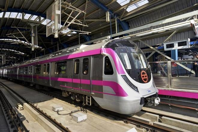 Delhi Metro Rail Corporation, DMRC, Phase-IV project, Extension of the Airport Express Line, Grey Line (Dwarka-Najafgarh), Resumption of construction work, Dhansa, Dwarka