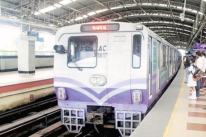 Kolkata Metro, Rolling stock, Signalling system, Covid-19, Noapara-Kavi Subhash north-south alignment, DMRC, Delhi Metro Rail Corporation