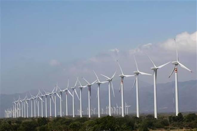 Renew Power, Wind farms, Karnataka, UK government, Ayana Renewable Power, Wind power generation, State electricity boards, Reduce debt, Raichur, Bijapur, Belgaum, Bellary