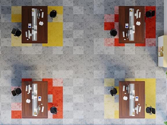 Spatium, Welspun Flooring, Ritam Dey