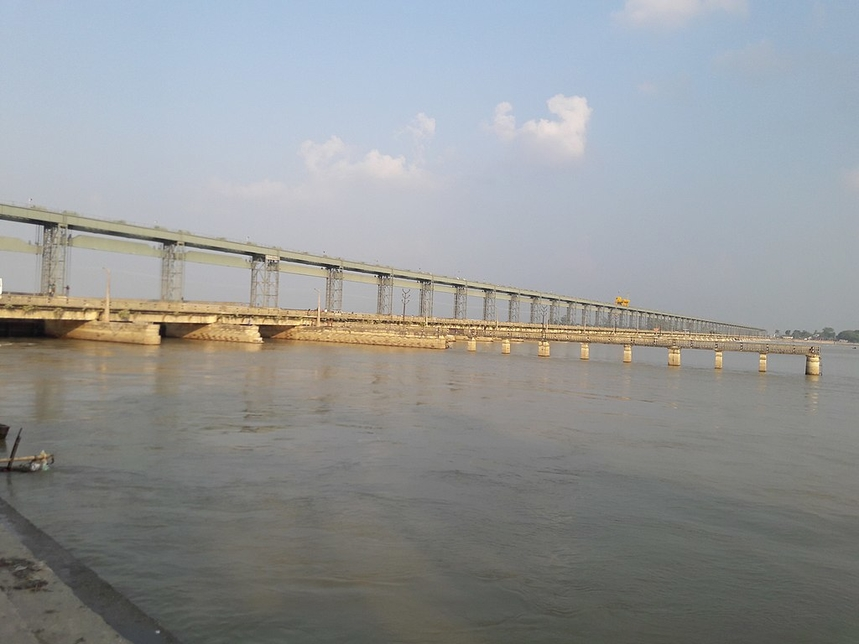 Government of India, Ministry of Road Transport & Highways, MoRTH, Four-lane bridge, Kosi river, Birpur-Bihpur section, Bihar, Engineering procurement construction