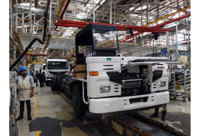 Eicher Motors, Bhopal, Madhya Pradesh, ETB plant