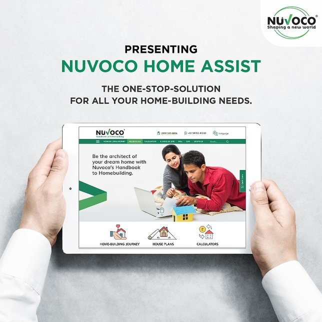 Nuvoco Vistas Corporation, Building materials company, NuvocoHomeAssist.com, Individual home builders, Madhumita Basu