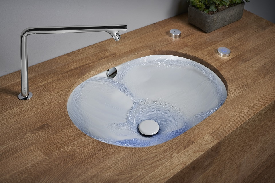 Vitra, Auto clean washbasin, Turkey