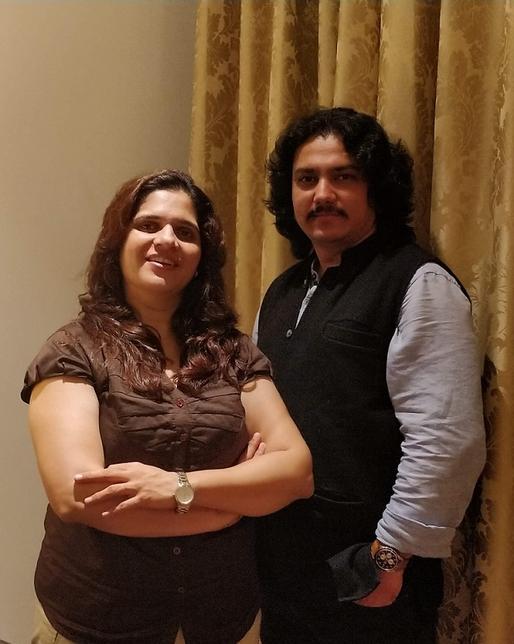 Ar Sheetal Joshi, Ar Gaurav Joshi, Studio3 Architects