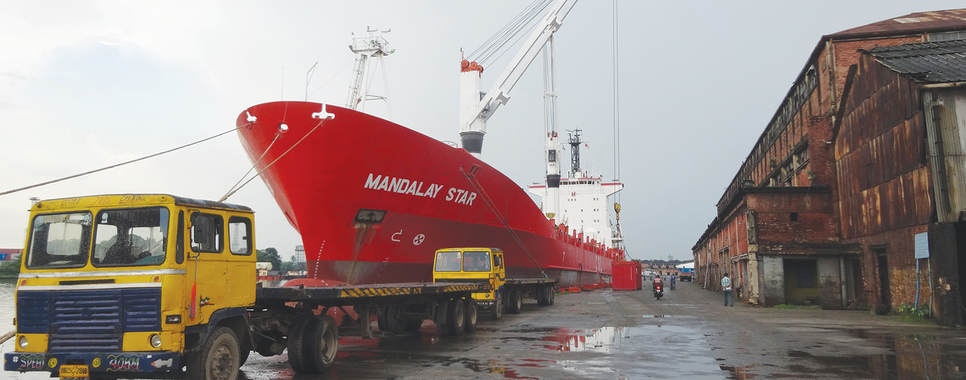 Kolkata Port Trust, Khidderpore docks, West Bengal, DBFOT