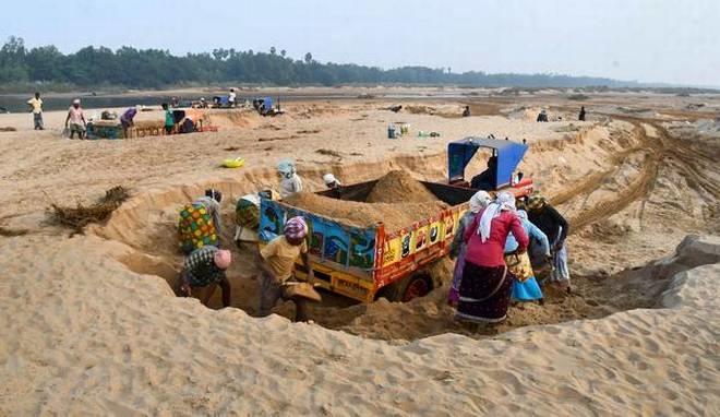 Power Mech Projects, Sand mining, Madhya Pradesh State Mining Corporation, Sehore, Sand quarries, Coal handling plant, Yadadri Thermal Power Plant, Nalgonda, Telangana, Thyssenkrupp Industries, Crushing & screening, Chhattisgarh