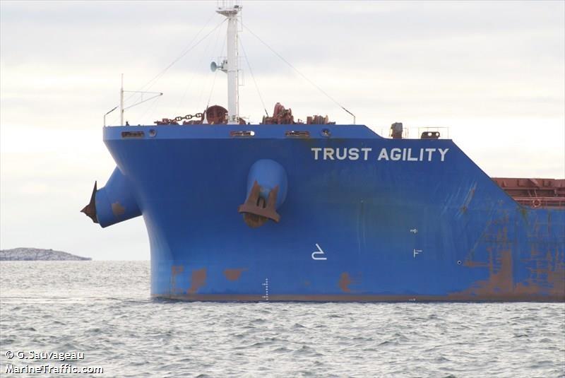 Tata Power, Sale of ships, Cennergi, South Africa, Singapore, Trust Energy Resources Pte Ltd, German, Oldendorff Carriers GmbH, MV Trust Agility, MV Trust Integrity, MV Trust Amity, Coal-based CGPL plant, Mundra, Praveer Sinha, Dry bulk shipping