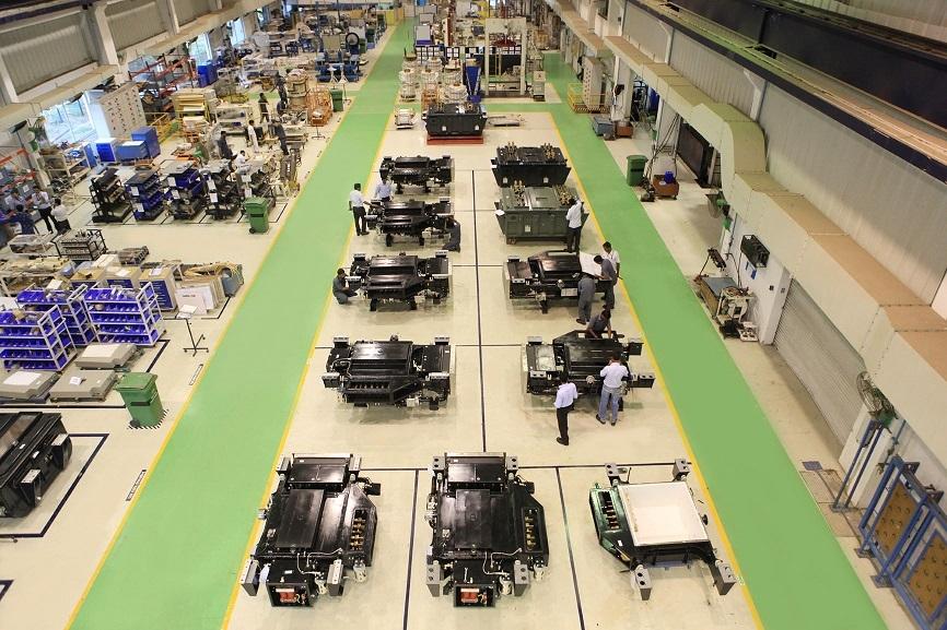 Hitachi ABB Power Grids India, Indian Railways electrification, Low carbon footprint, Chittaranjan Locomotive Works, Passenger and freight locomotive engines, Transformers, N Venu, Heating and ventilation, Brakes, Signalling