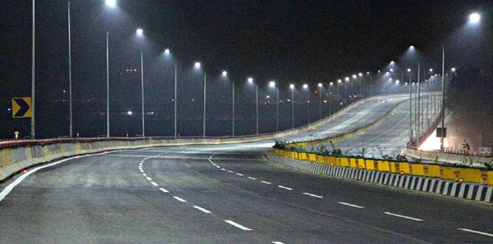 Bihar State Road Development Corporation, Elevated road, Patna Gaya railway line, Mithapur, EPC mode