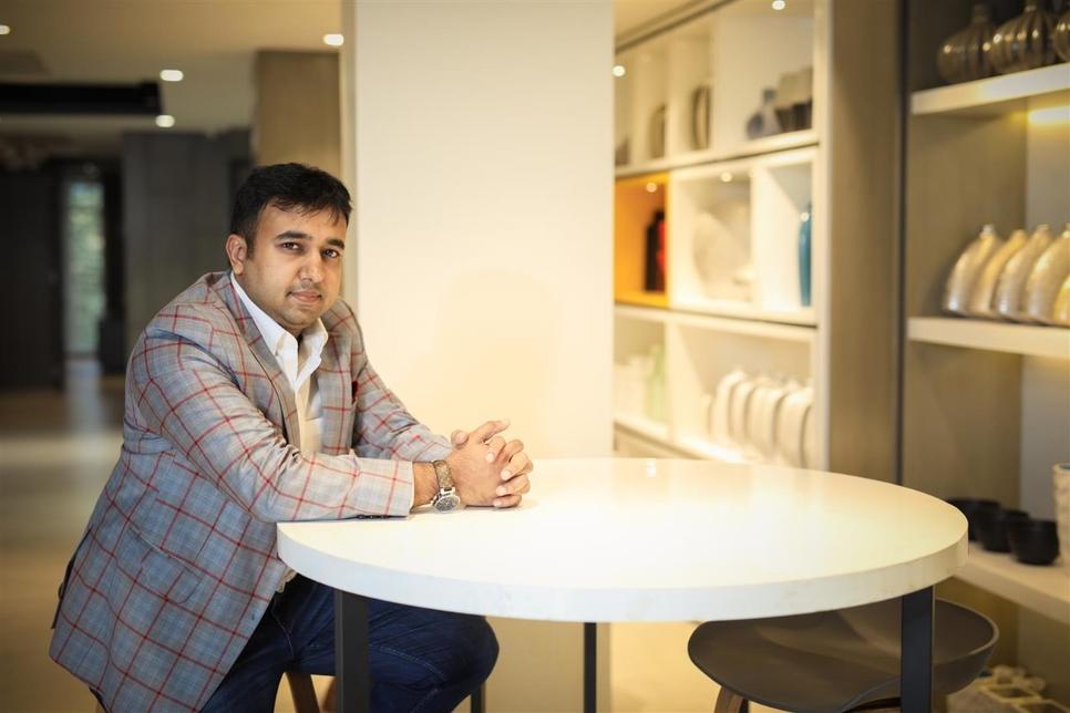 Nitin Mittal, Knest Manufacturers, Aluminium formwork