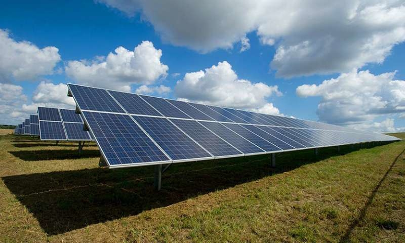 Asian Development Bank, ADB, France's ENGIE Group, Solar power project, Gujarat, Raghanesda Solar Park, Electro Solaire (ESPL), Gujarat government, Power purchase agreement, Solar plant, Solar PV and wind power