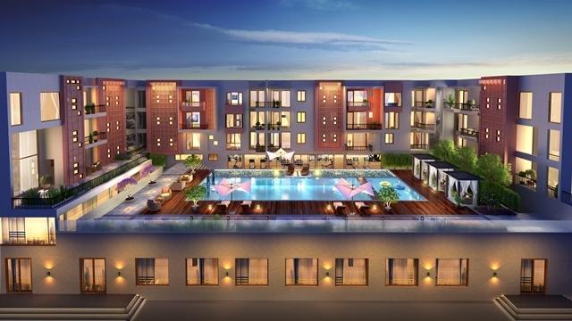 CASAGRAND, Casagrand Utopia, Manapakkam, Chennai, Kids themed, Kathipara, Eshwar N, Real estate