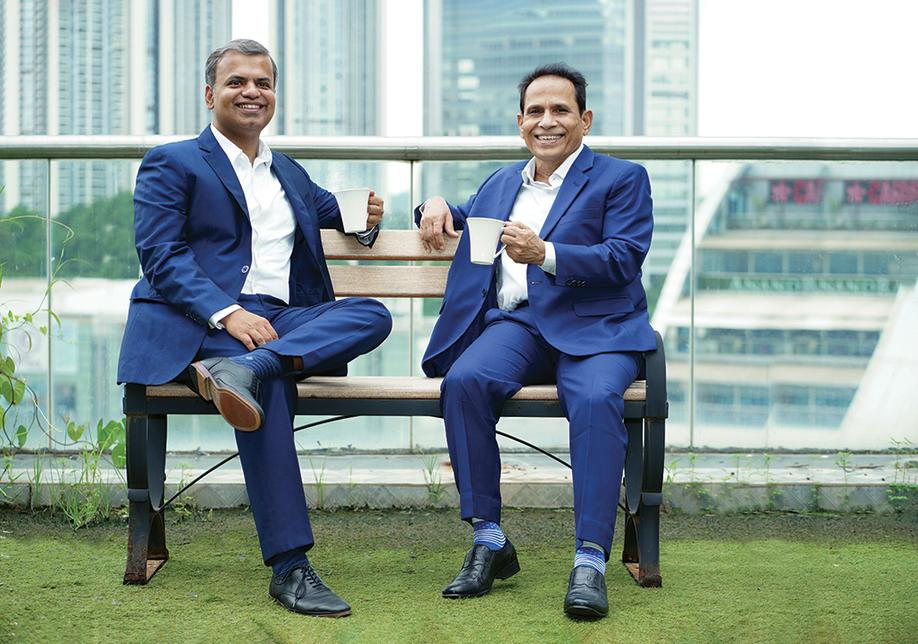 Bhushan Nemlekar and Mitaram Jangid.