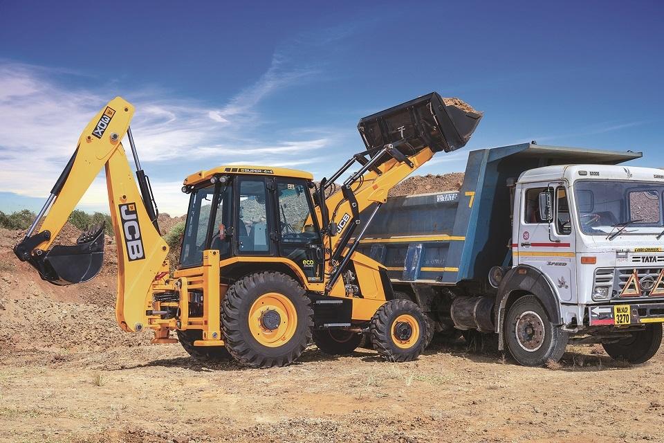 Backhoe loaders, Action Construction Equipment, Sorab Agarwal, Puneet Vidyarthi, CASE Construction, Eagle Eye, Telematics