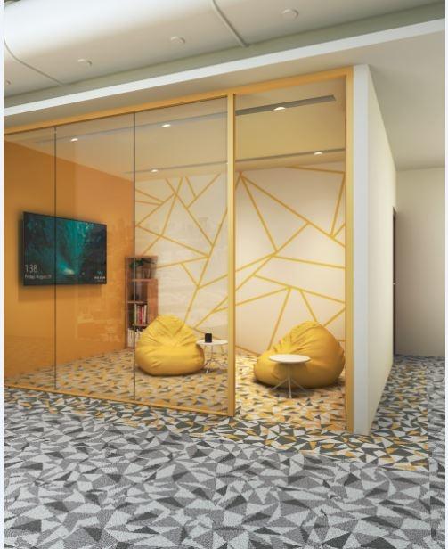 Welspun Flooring, Welspun Group, Carpet tiles, Flooring, Anti-viral flooring technology