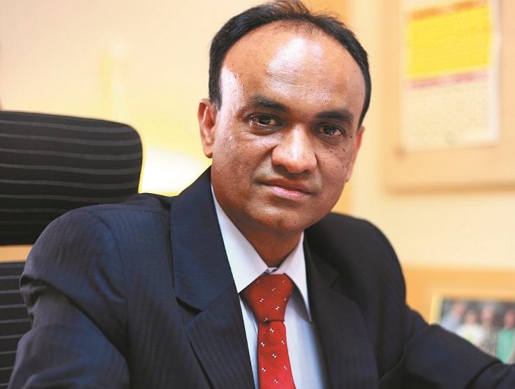 Deepak Goradia, Dosti Realty, Thane, Real estate